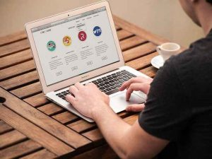 how to start a website designing business